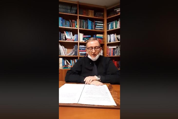 Il dottor Bertolusso in quarantena: ma rassicura i pazienti