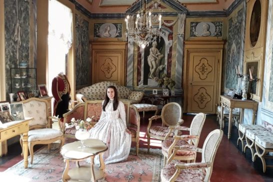 Le Donne di Casa Roero Per la Festa della Donna il Castello privato dei Conti Roero sarà aperto e visitabile