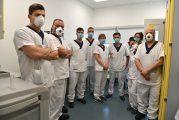 Coronavirus Piemonte: Da domani operativo l'ospedale di Verduno (Foto e video)