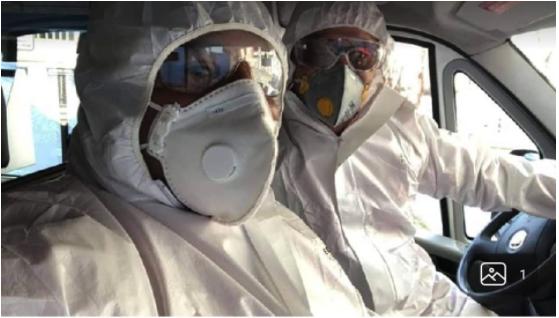 Emergenza Coronavirus: sostieni anche tu la Croce Rossa di Bra
