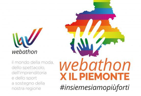 Webathon per il Piemonte: in otto ore di live raccolti circa 500mila euro