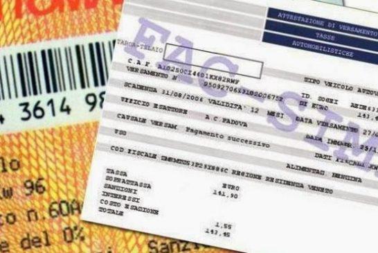 Bollo auto, in Piemonte il pagamento slitta al 15 luglio