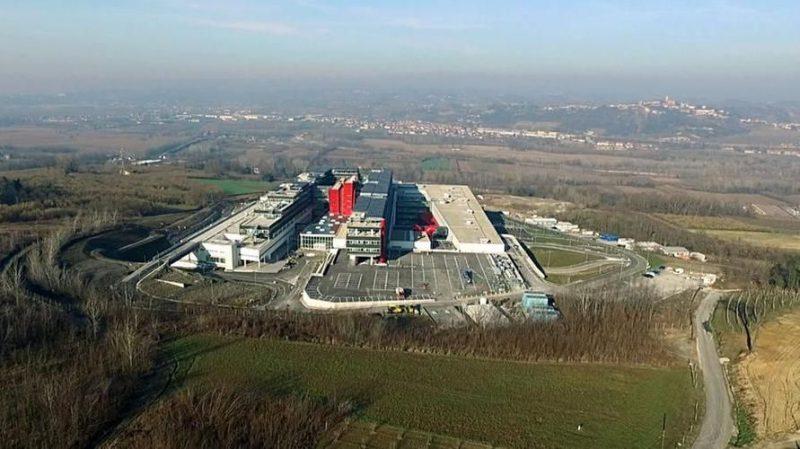 La Provincia ha aperto la strada di accesso all'ospedale di Verduno