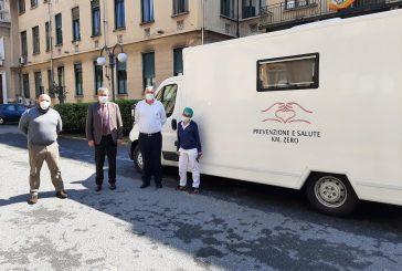 Operativa da oggi la seconda unità mobile per i tamponi nelle case di Riposo