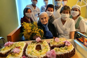 Nonna Margherita, come compiere 105 anni ai tempi del Coronavirus e della tecnologia