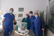 Medici e personale sanitario dell'Asl Cn2 ringraziano gli anziani Ferrero per il sostegno e le donazioni