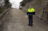 Diano d'Alba: i volontari della protezione civile consegnano le mascherine a domicilio