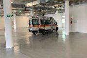 Ricoverati i primi pazienti presso il Covid Hospital di Verduno