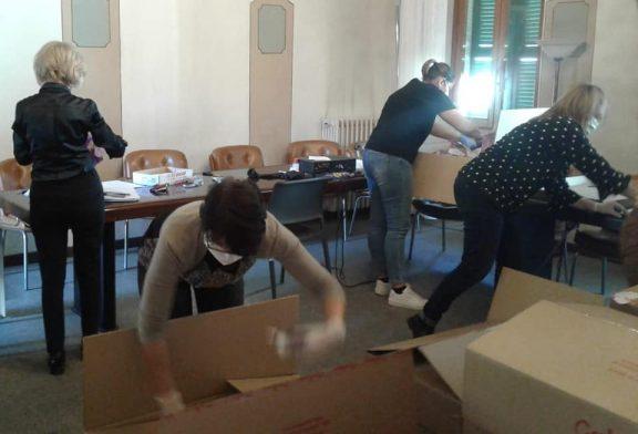 Narzole: il Comune dona colomba e uova di Pasqua ai cittadini