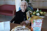 Dogliani: auguri a Nonna Tina per i suoi 106 anni in allegria tra battute e risate