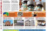 Le prima pagina del Corriere in edicola lunedi 6 aprile