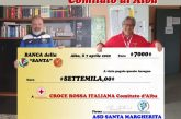 7.000 grazie all'Asd Santa Margherita di Alba