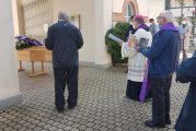 Canonico Battaglino: il cimitero di Vezza ha accolto oggi le sue spoglie