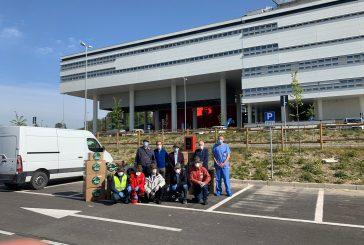 Associazioni alpine donano 11 set polmonari d'emergenza all'ospedale di Verduno