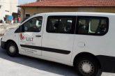 Automezzi della LILT di Cuneo a disposizione delle ASL per il trasporto di medici e infermieri