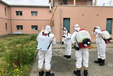 Coronavirus Piemonte: affidate agli alpini le sanificazioni delle case di riposo piemontesi