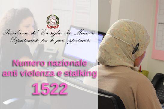 Alba: Oltre al numero nazionale 1522 ecco i numeri telefonici locali in aiuto alle donne vittime di violenza