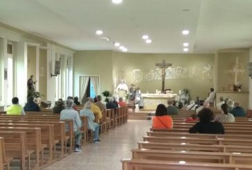 La fase due nelle chiese di Bra riprende con le messe all'aperto