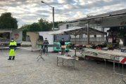 Pocapaglia, riapre il mercato in Frazione Macellai: mascherine e accessi contingentati