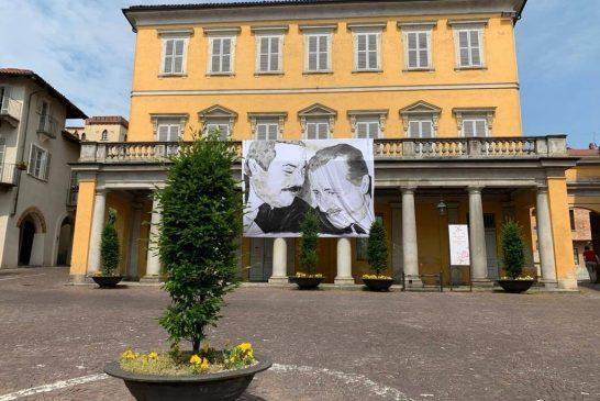 Nell'opera dell'artista braidese Giovanni Botta il ricordo di Falcone e Borsellino