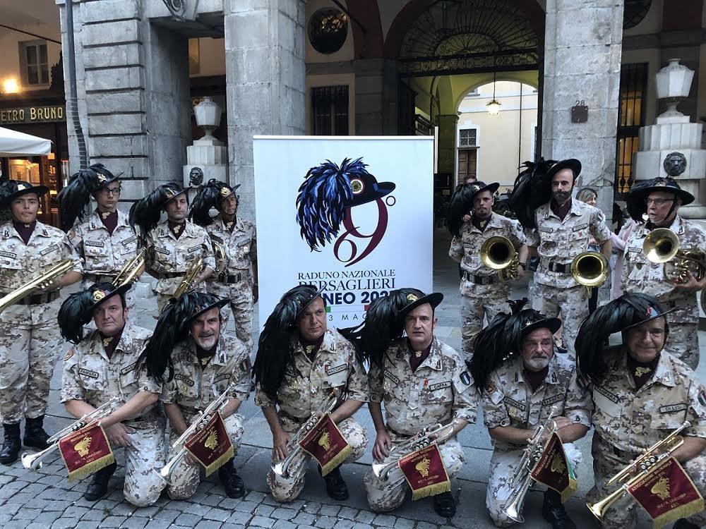 Cuneo: rinviato a maggio del 2022 il raduno dei Bersaglieri