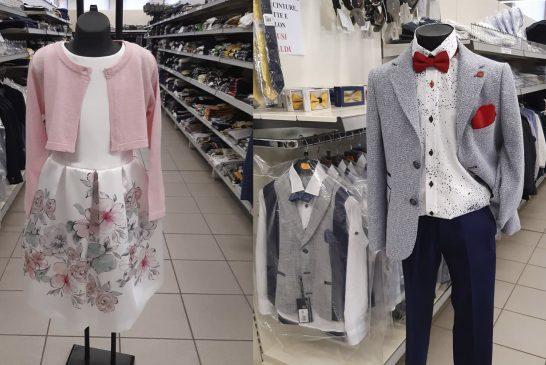 Confezioni Margherita ha aperto il reparto bambino