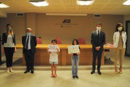 E'  Martina Bicchierai di Alba la vincitrice del Concorso di disegno: il negozio che sarà