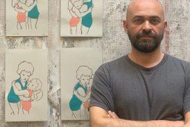 L'arte di Valerio Berruti a sostegno dell'emergenza Coronavirus