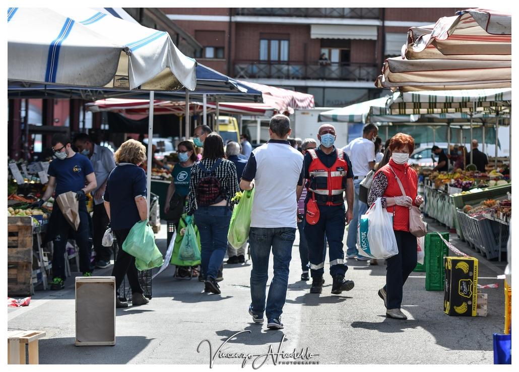 Alba: riapertura dei mercati anche per il settore non alimentare e riorganizzazione degli spazi