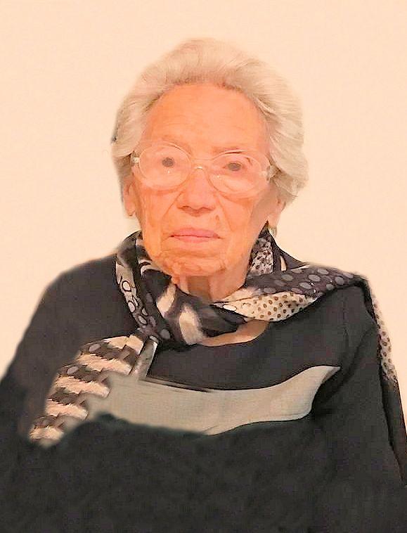 Addio a nonna Celestina si è spenta a Verduno all'età di 103 anni