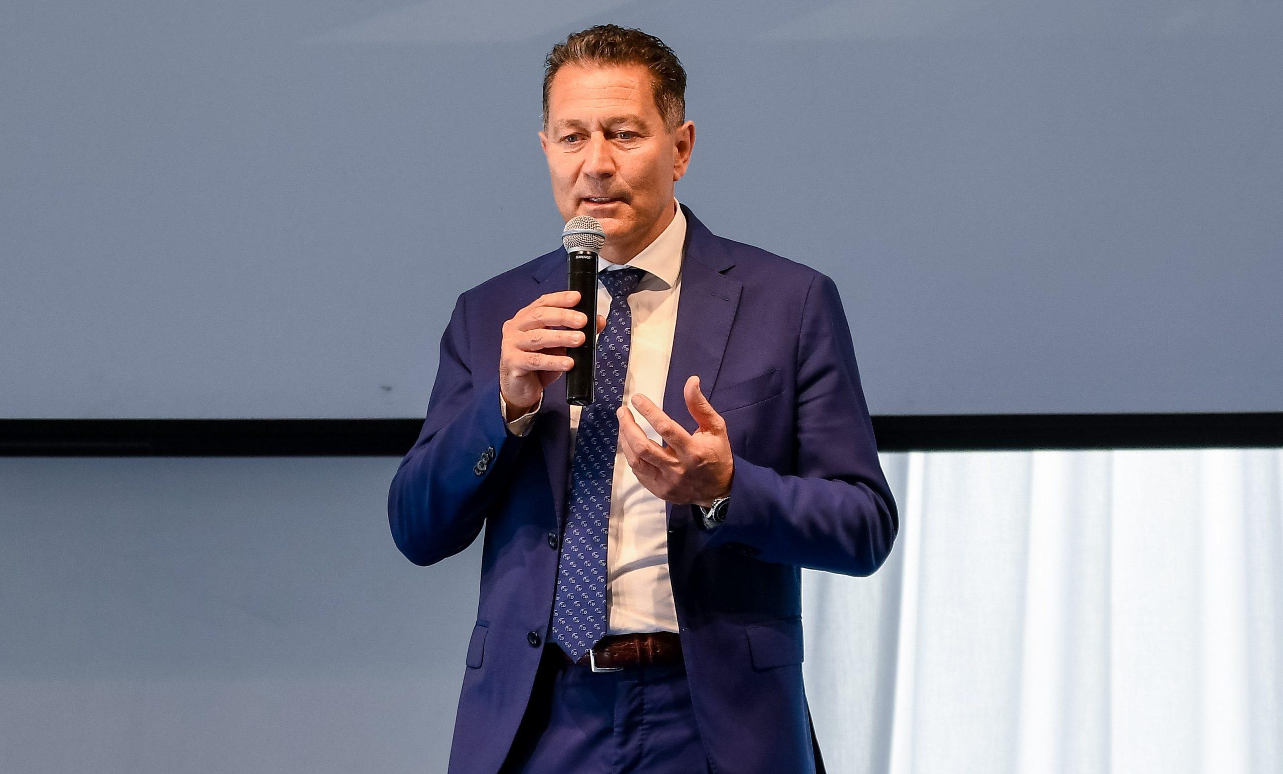 """""""Rinasceremo più forti perchè più consapevoli"""" Il messaggio di Mauro Gola Presidente di Confindustria Cuneo"""