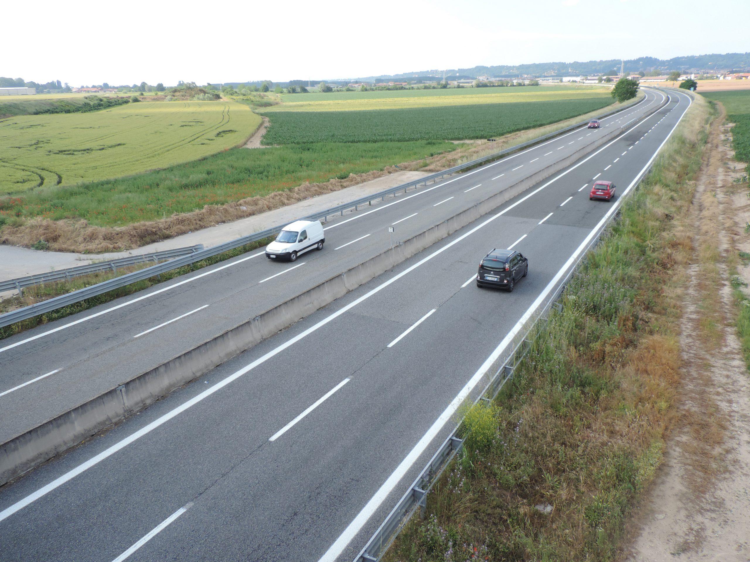 Piemonte, Anas: avanza il ripristino delle pavimentazini in provincia di Cuneo