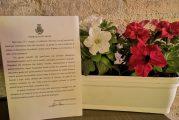 Un fiore per tutti gli anziani di Guarene