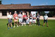 Cento appassionati golfisti a Cherasco alla 29esima edizione di Aci Golf