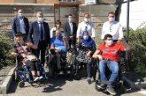 Alba: le chiavi dei bagni pubblici consegnate a cittadini con disabilità motoria