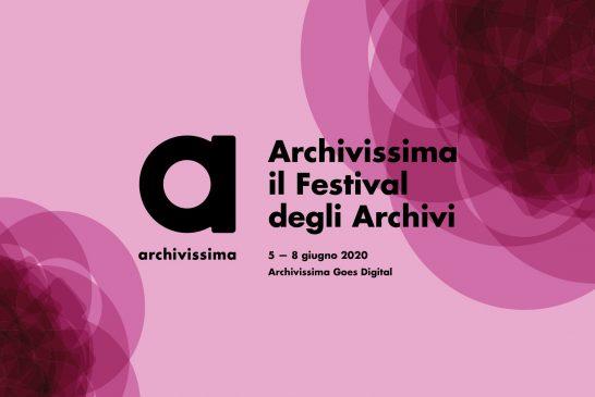 Vezza protagonista su Archivissima 2020