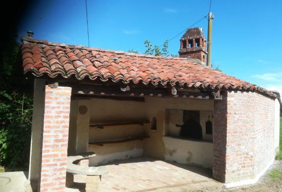 A Ceresole d'Alba restaurato il forno di Borgata Cabasse