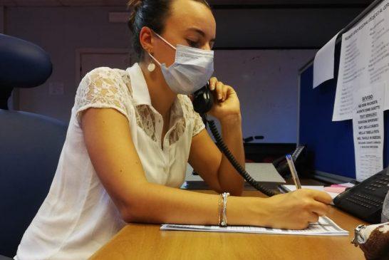 Sono oltre 100mila le telefonate giunte al numero verde durante l'emergenza Coronavirus in Piemonte