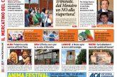 La prima pagina del Corriere in edicola lunedì 13 luglio