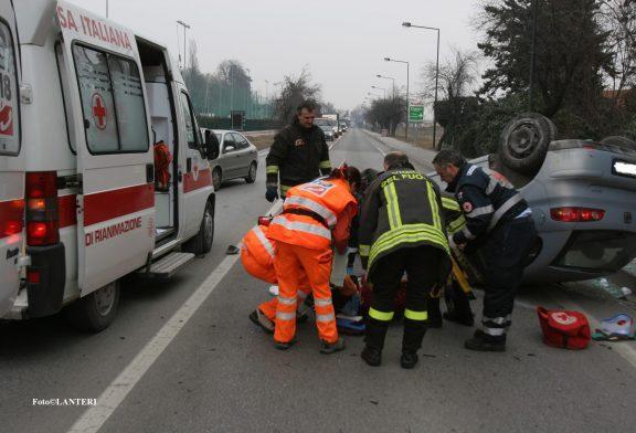 Primi sei mesi di incidenti stradali nella Granda: crolla il numero dei morti