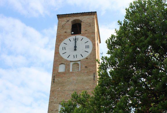 Neive: sabato 18 luglio si inaugura la Torre dell'orologio