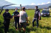 Controlli anti lavoro nero nei campi dei carabinieri: 11 lavoratori stranieri privi di contratto
