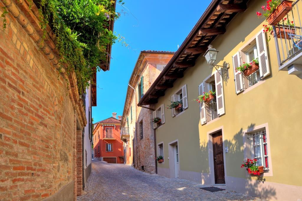 Guarene centro storico